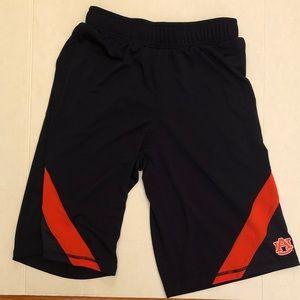 Under armour auburn shorts